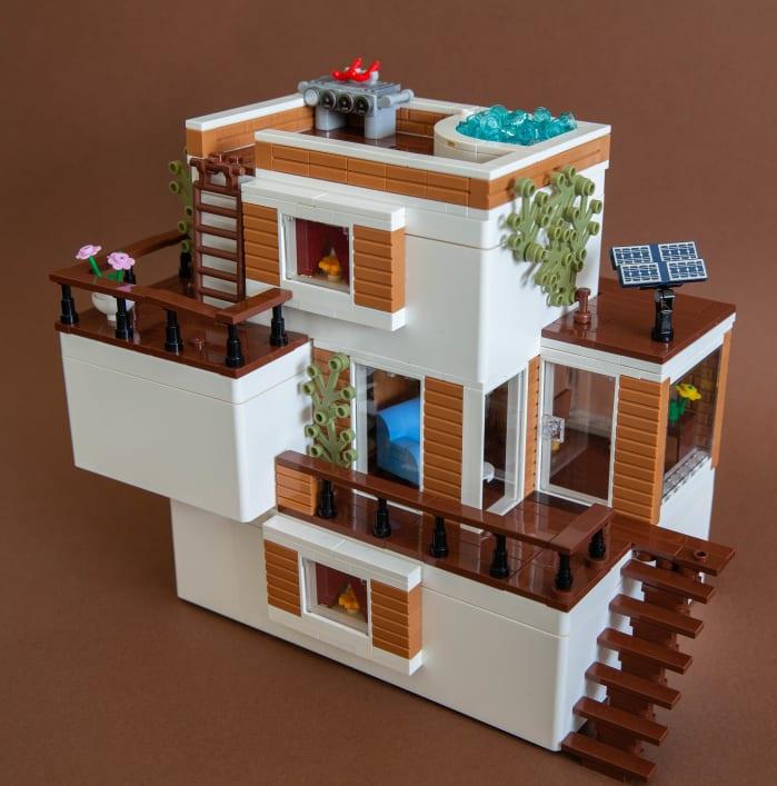 LEGO BYGGLEK MOC