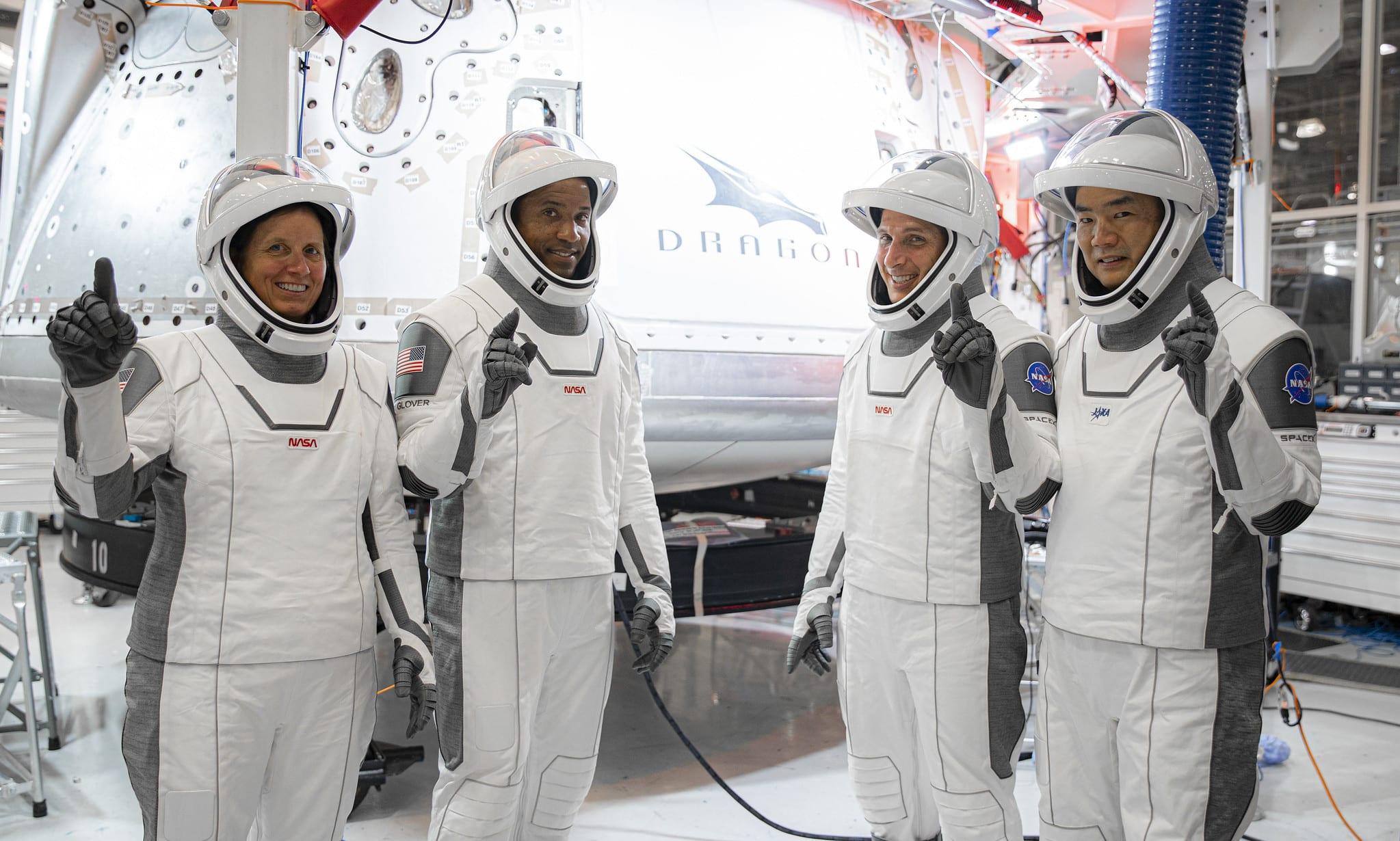 Crew-1: la missione rimandata, questa sera la teleconferenza
