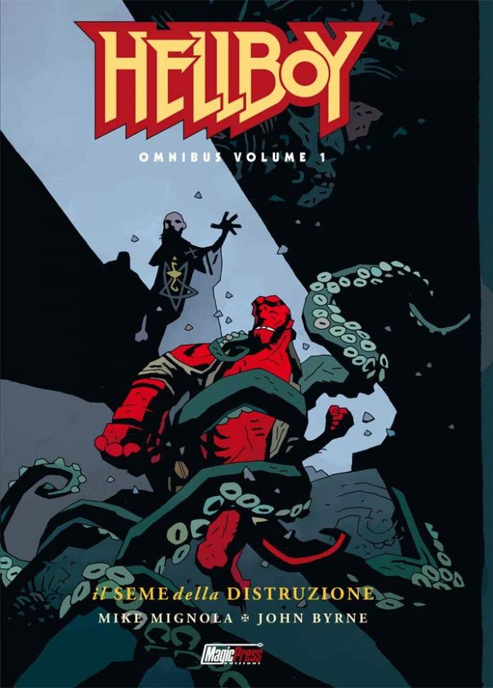 Fumetti horror Hellboy