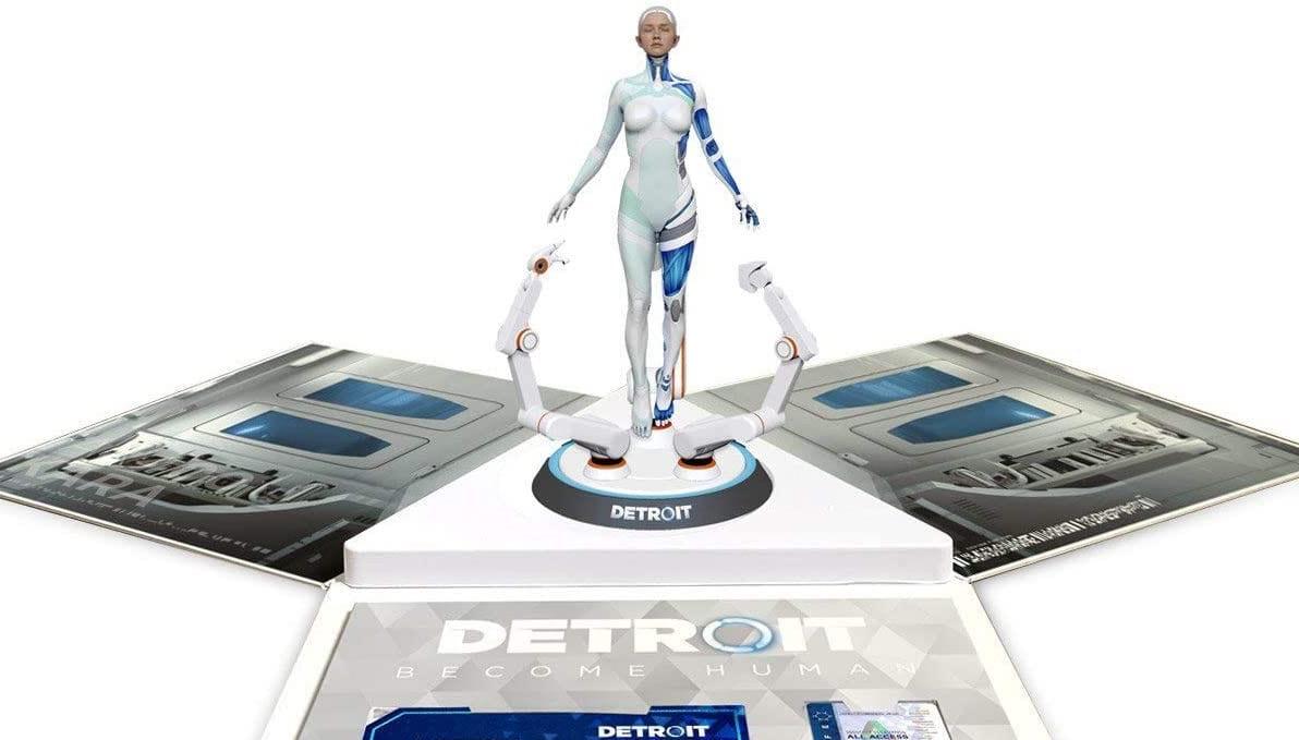 Detroit: Become Human Collectors' Edition disponibile dal 31 ottobre