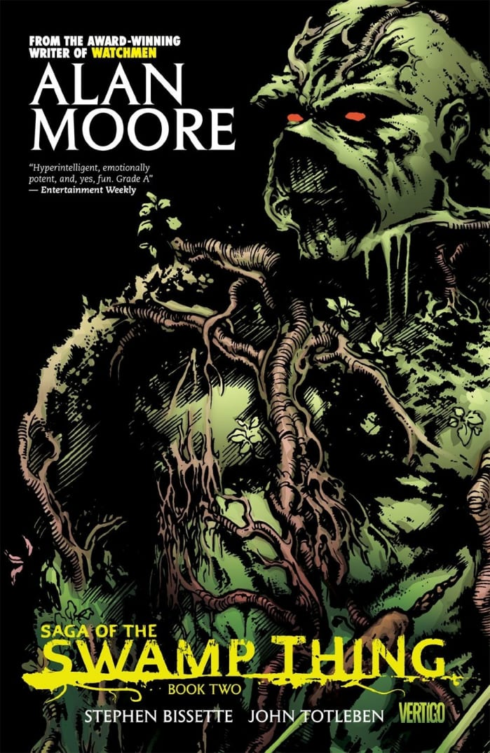 Swamp Thing Alan Moore