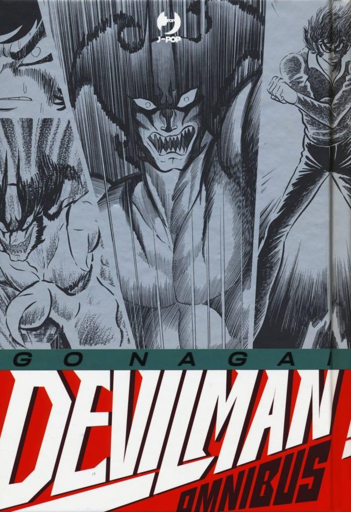 Fumetti Horror - Devilman