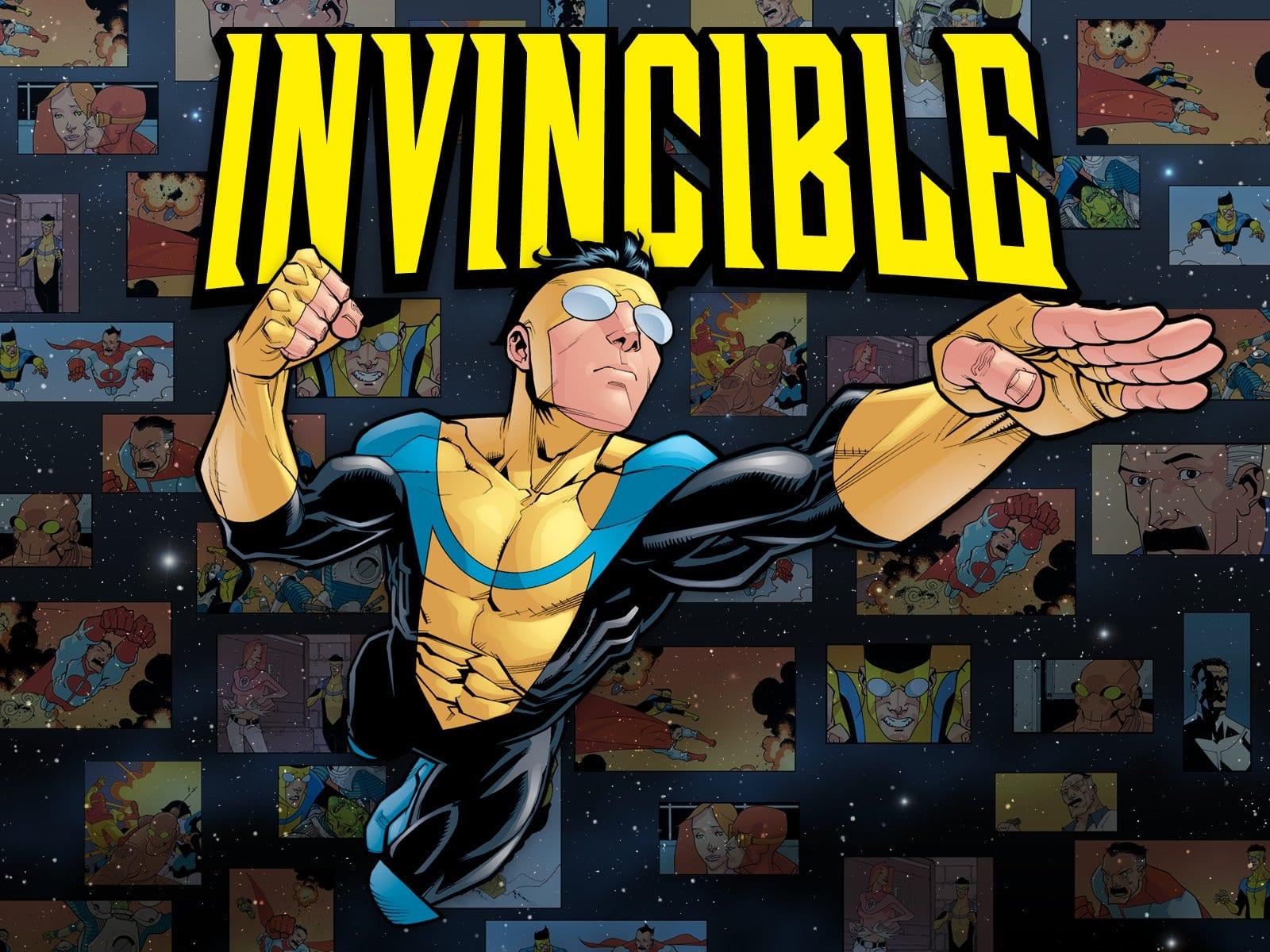 Invincible, il teaser trailer della serie animata di Amazon Prime