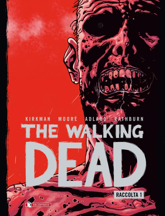 Fumetti Horror The Walking Dead