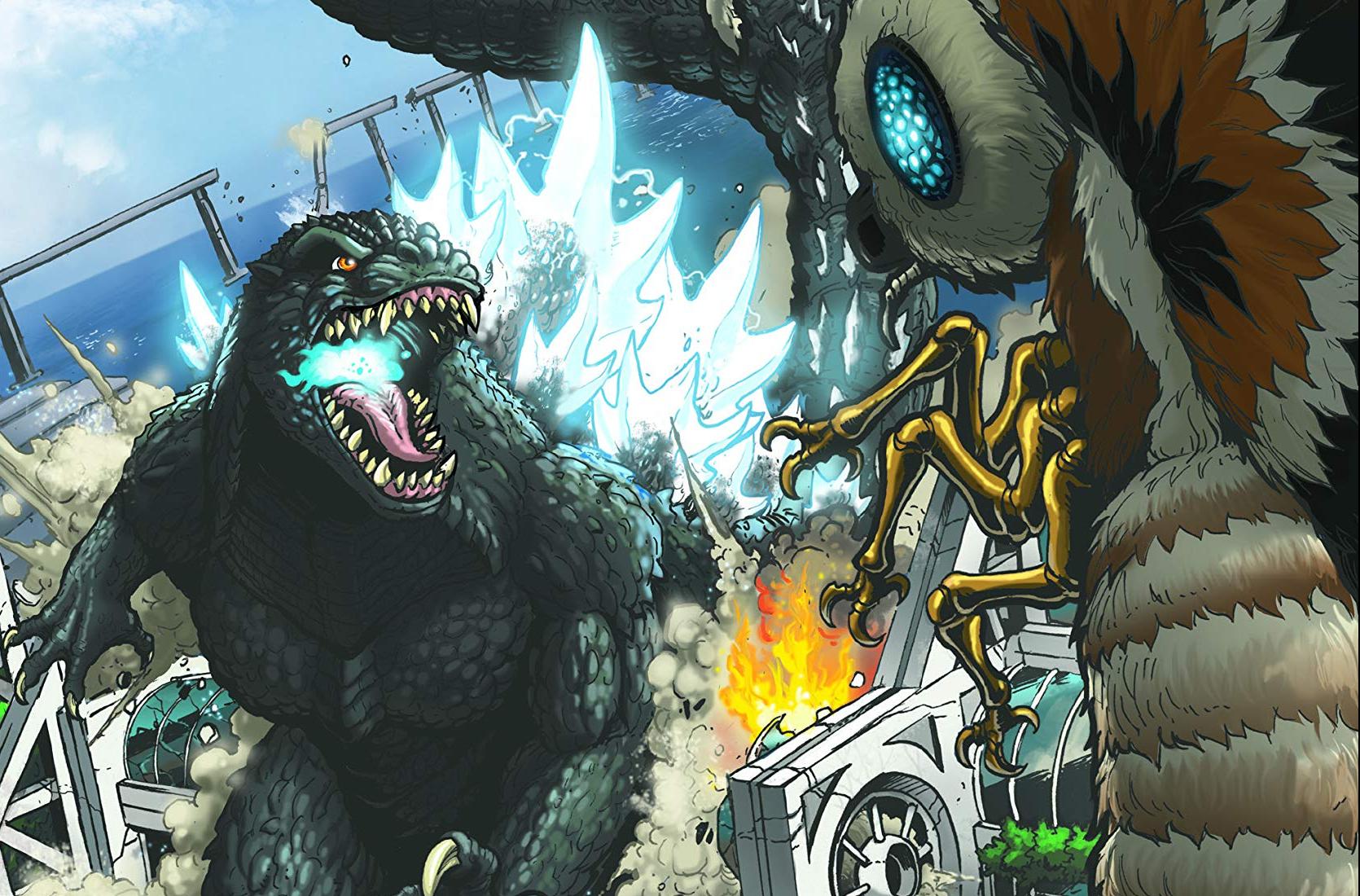 Godzilla 1 Saldapress