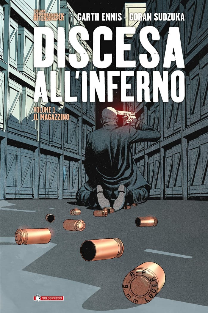 Fumetti horror Discesa all'inferno