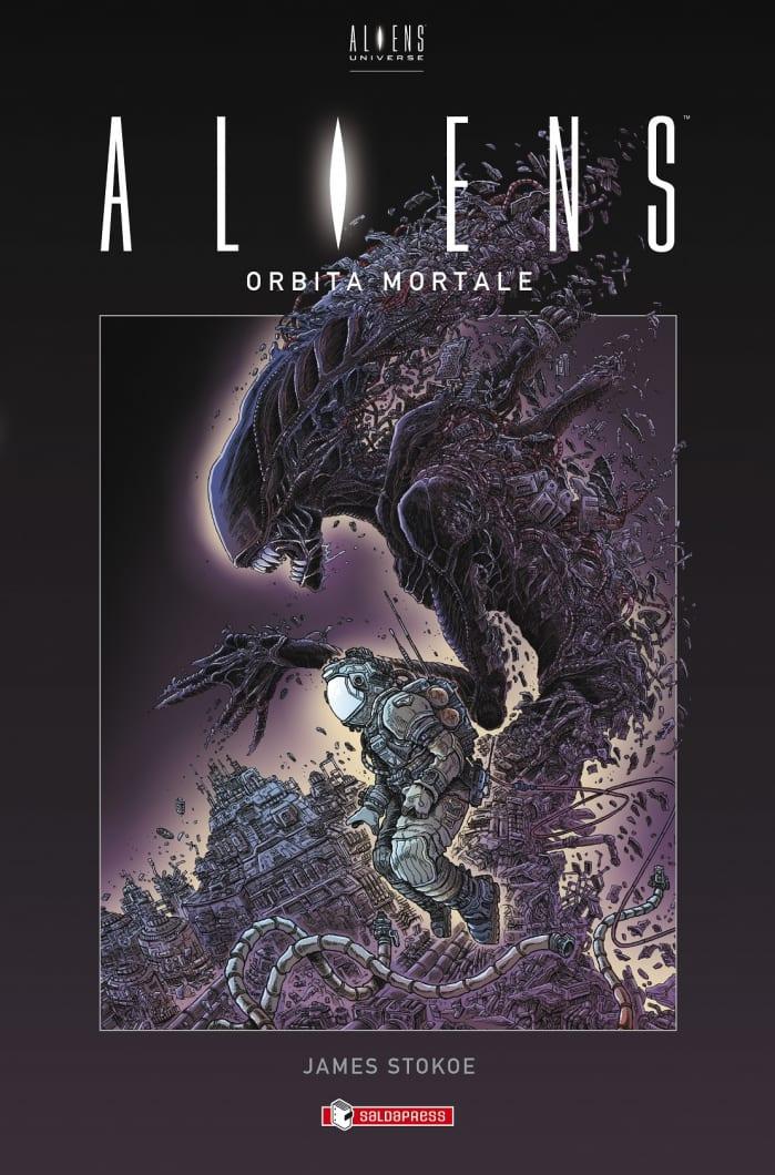 Fumetti Horror Aliens