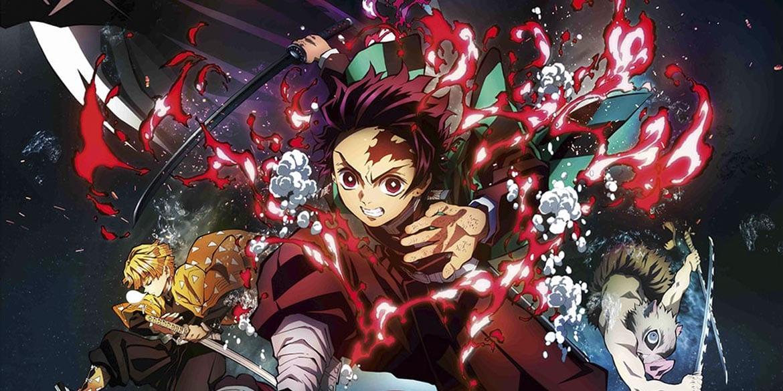 Demon Slayer – Il Film, nuovo poster e trailer dell'adattamento cinematografico del manga
