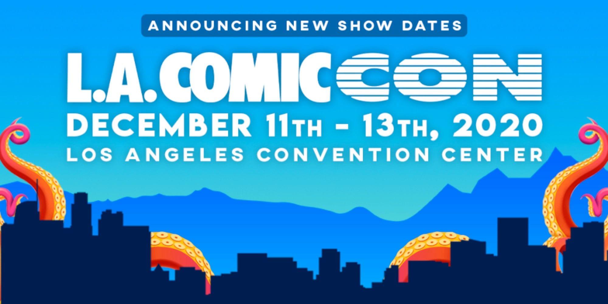 L.A. comic con cancellato
