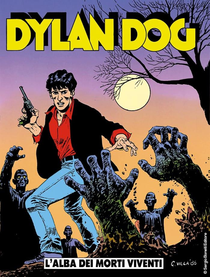 Fumetti Horror Dylan Dog