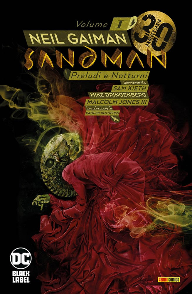 Sandman Neil Gaiman