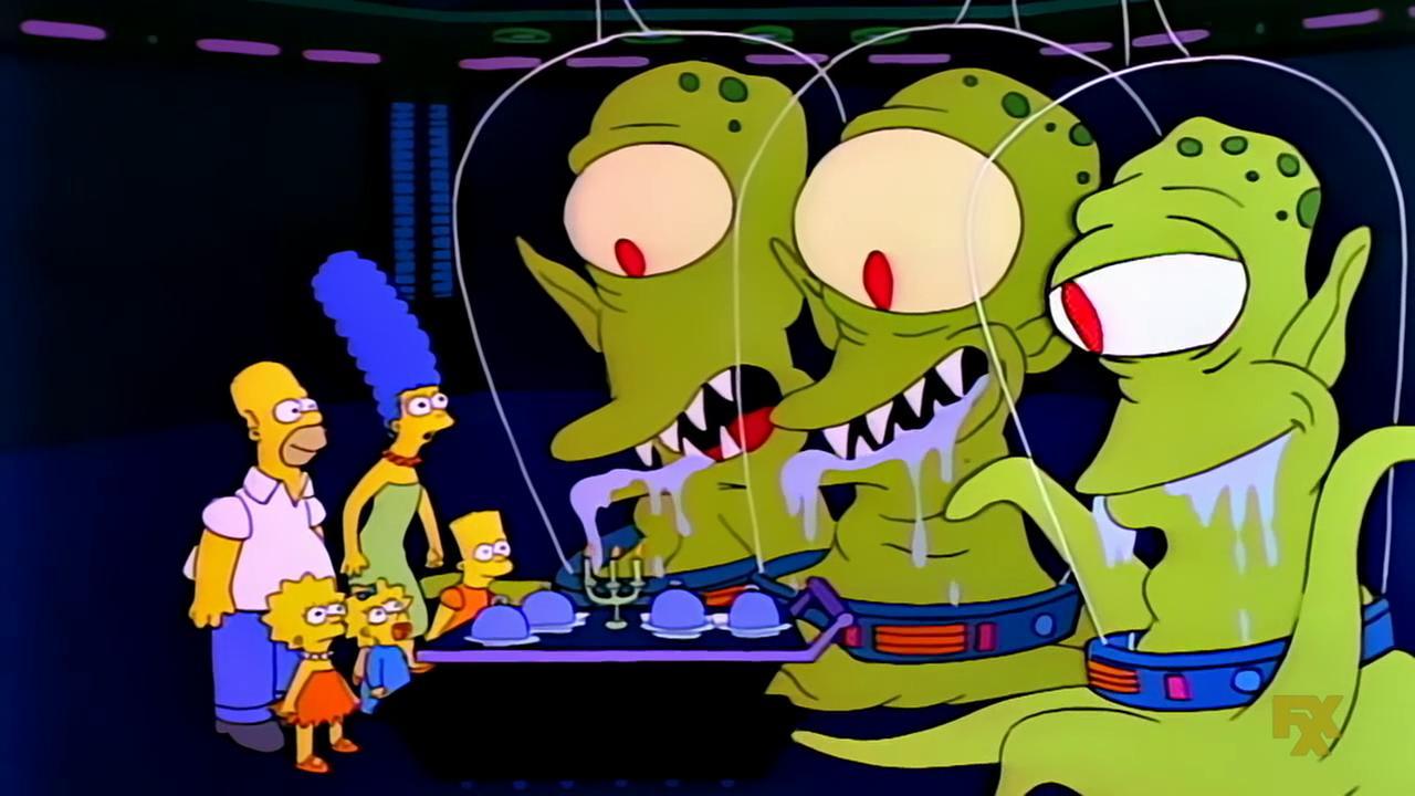 I Simpson: 30 anni fa usciva il primo episodio di La Paura fa Novanta