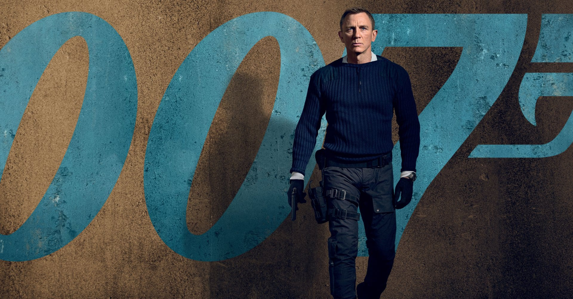 """No Time To Die: il nuovo spot """"Bond is back"""""""