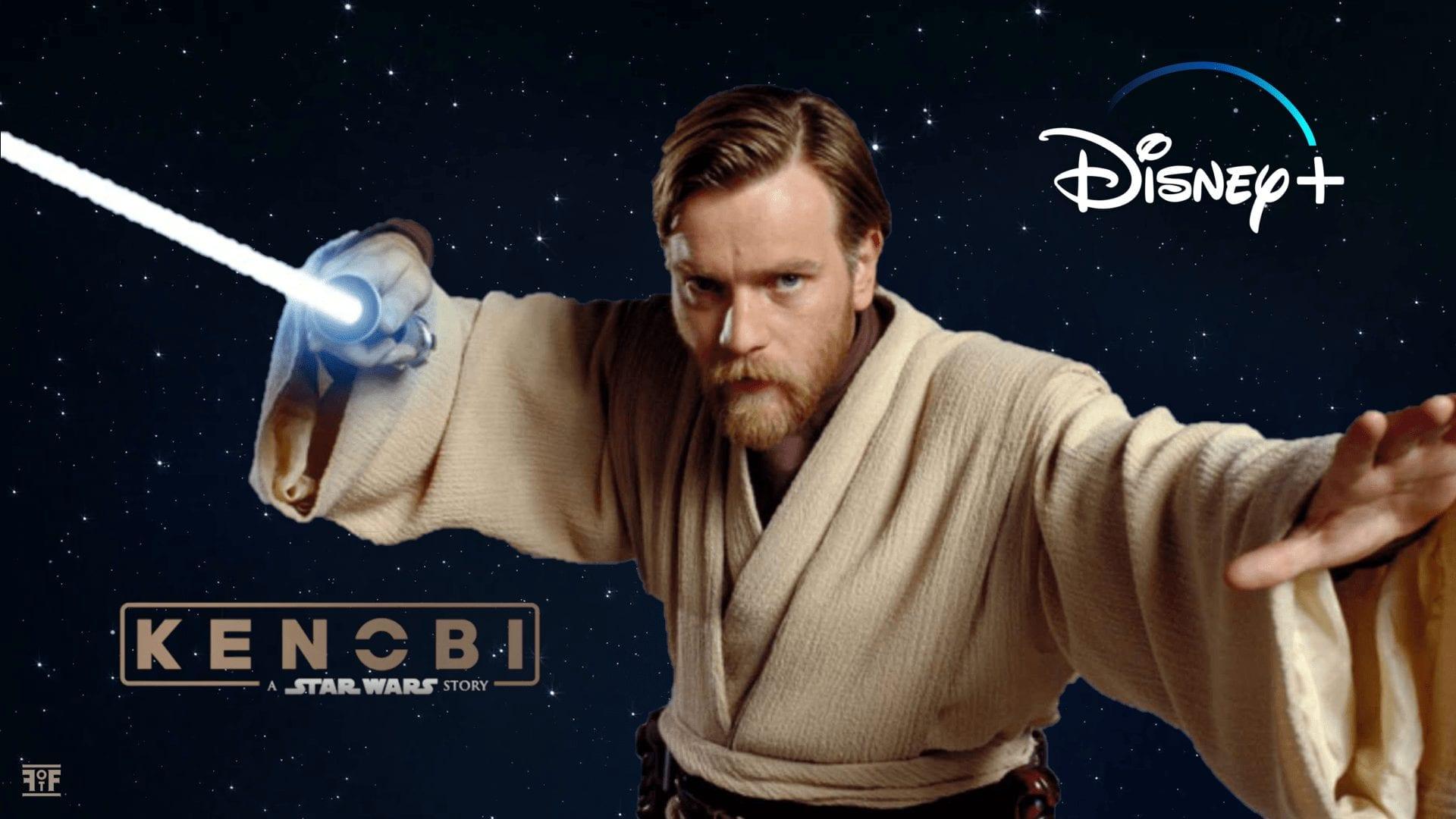 Disney Plus: le riprese della serie  di Obi-Wan Kenobi inizieranno a marzo