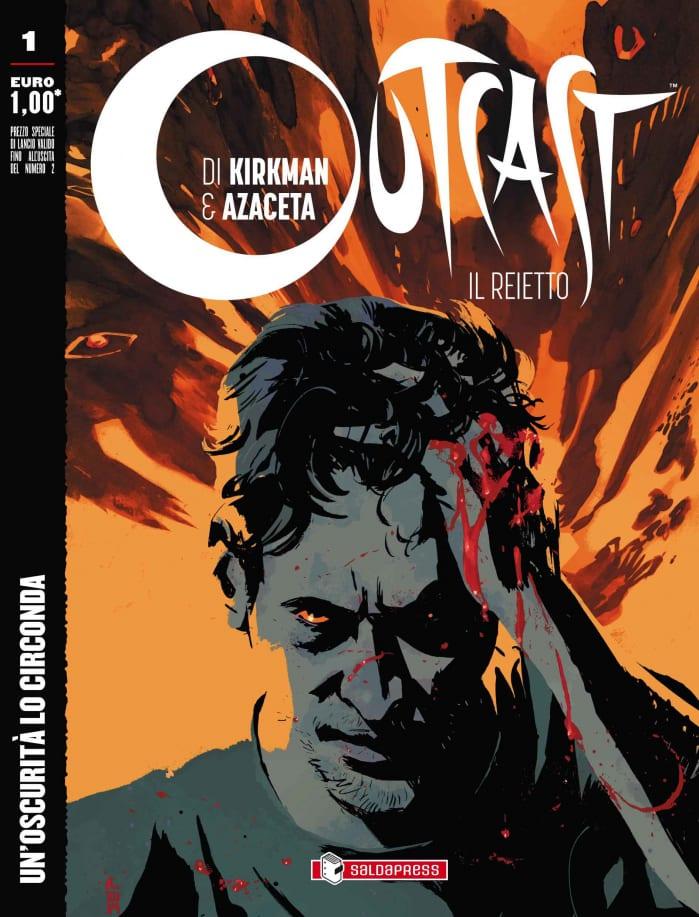 Fumetti Horror - Outcast