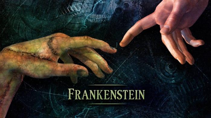libri halloween frankenstein