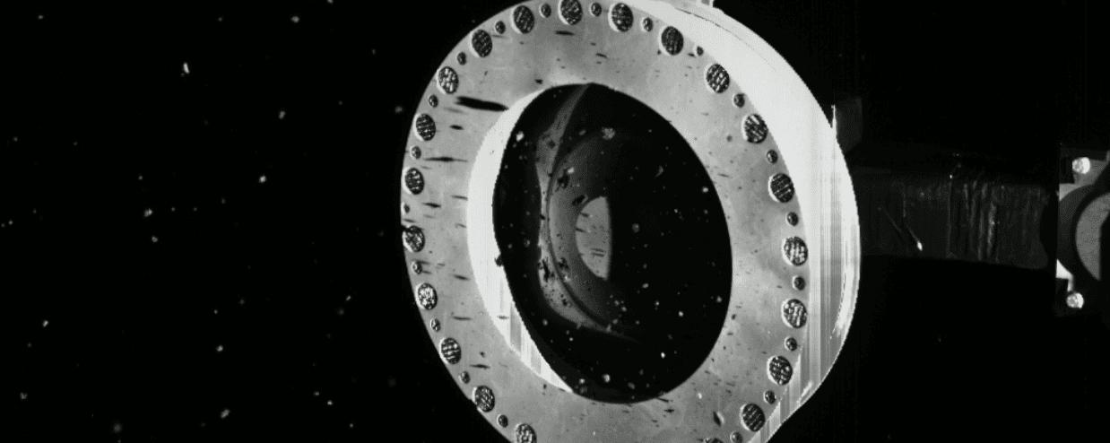 NASA: raccolti campioni dell'asteroide Bennu