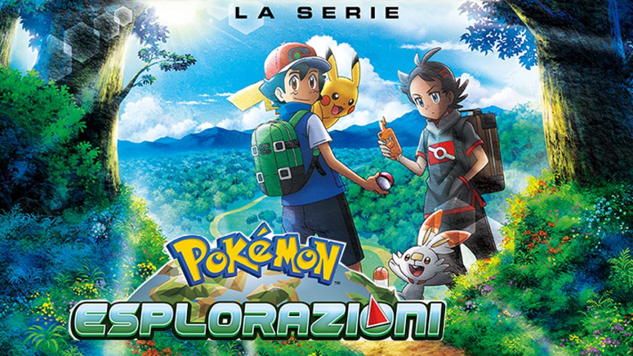 pokemon esplorazioni nuovo trailer