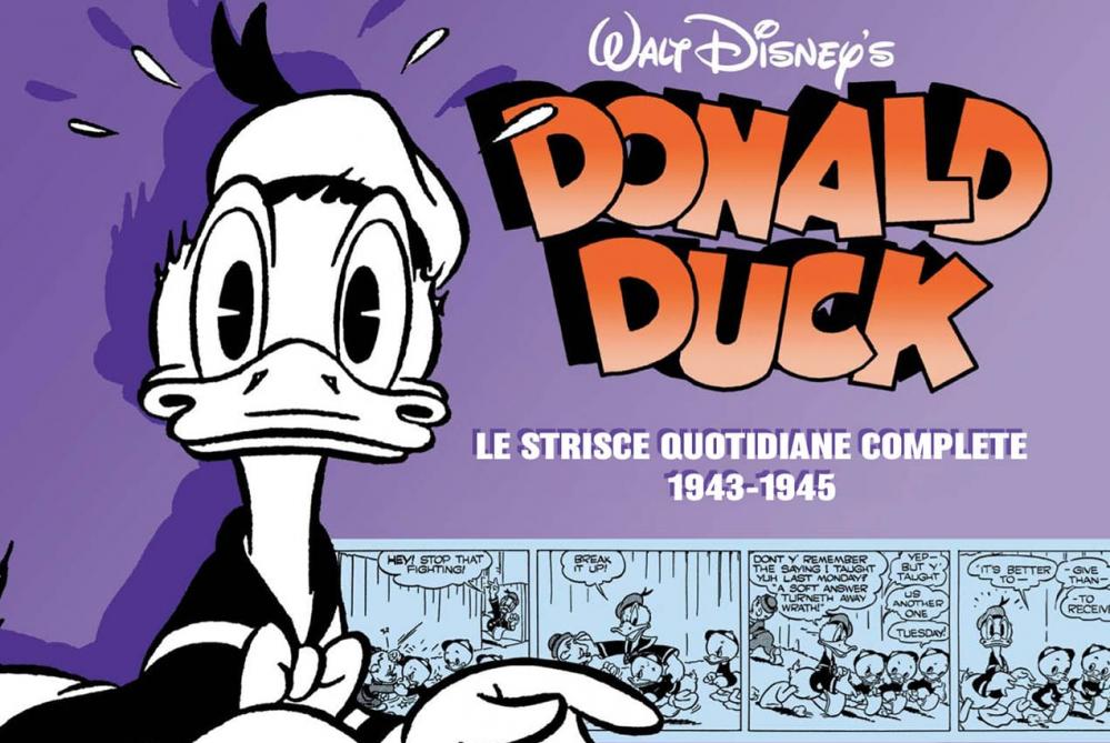 Panini Comics, Disney, Lucca Changes
