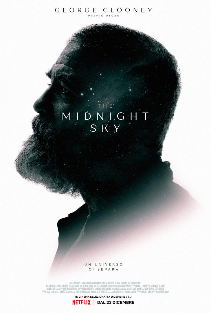 il poster di The Midnight Sky