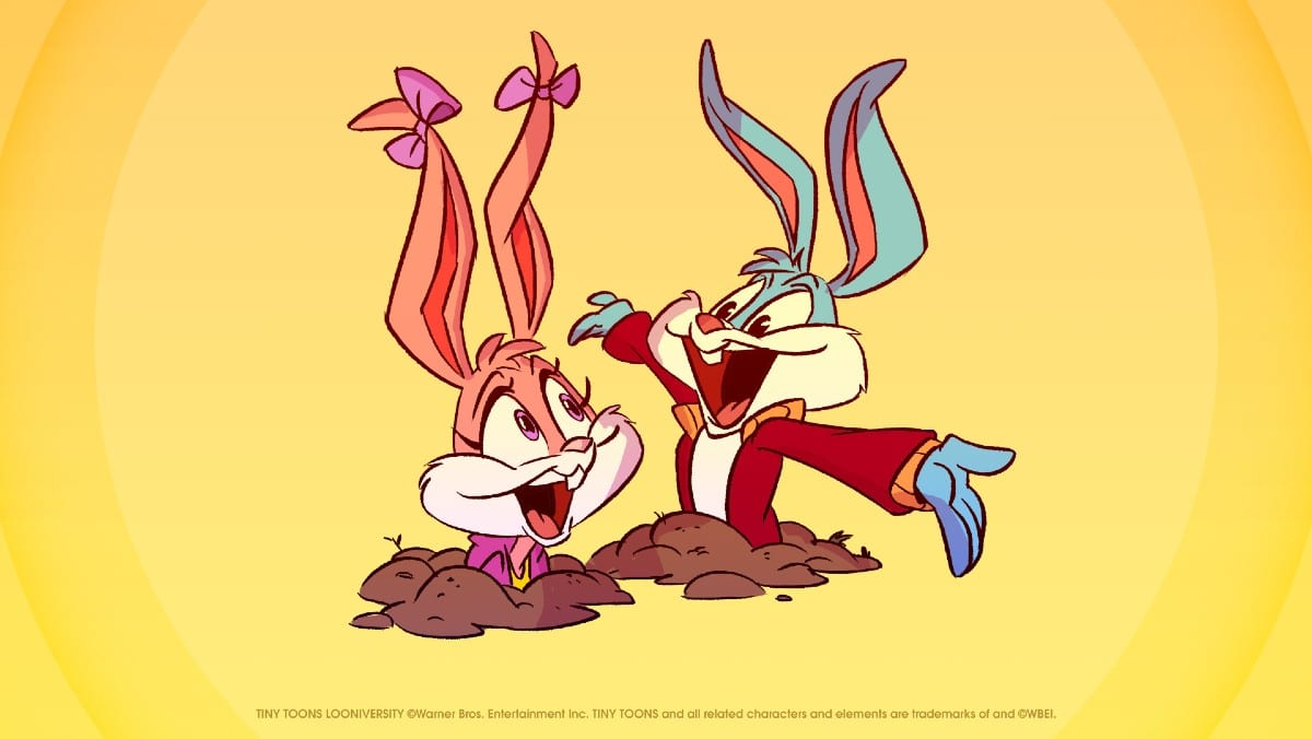 Tiny Toons Looniversity: nuova serie per HBO Max e Cartoon Network