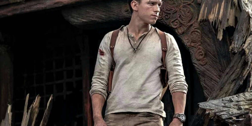 Tom Holland, Uncharted