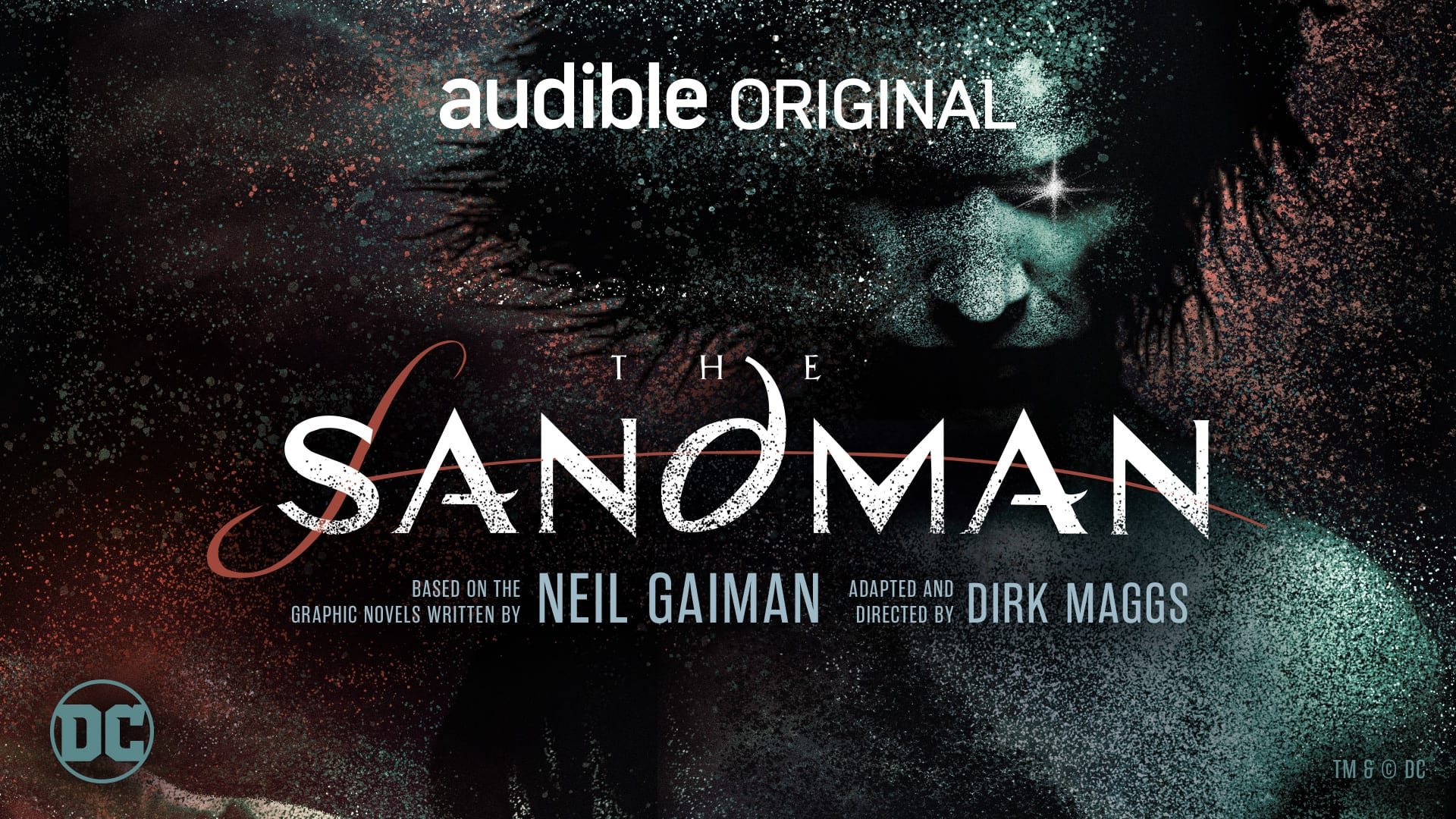 The Sandman: la serie audio in esclusiva su Audible dal 9 novembre