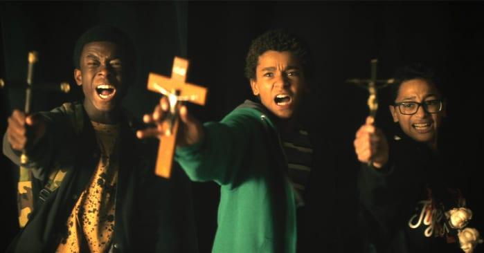 Vampires vs the bronx, 15 migliori film Halloween Netflix