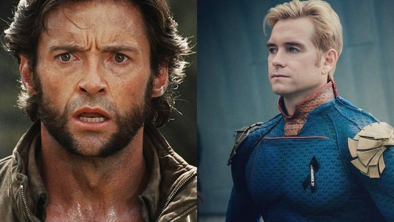 The Boys 2: Antony Starr diventa Wolverine in una fan art
