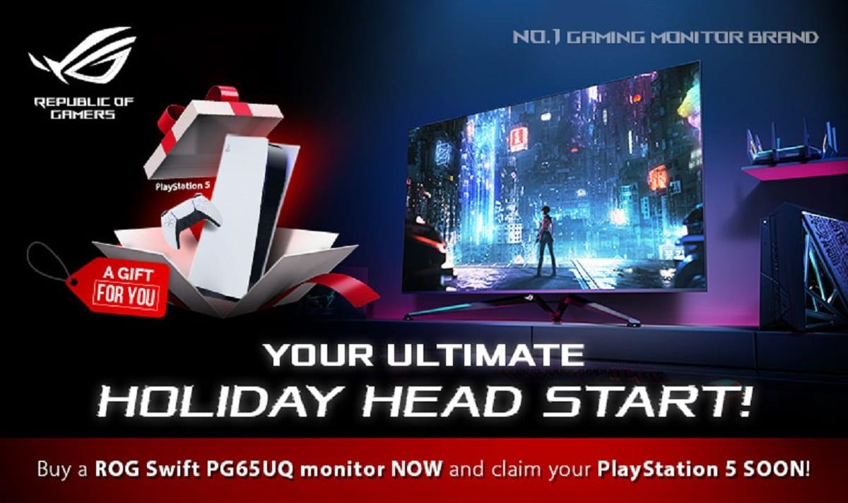 PS5: nelle Filippine in vendita solo insieme ad uno schermo, da 5 mila euro