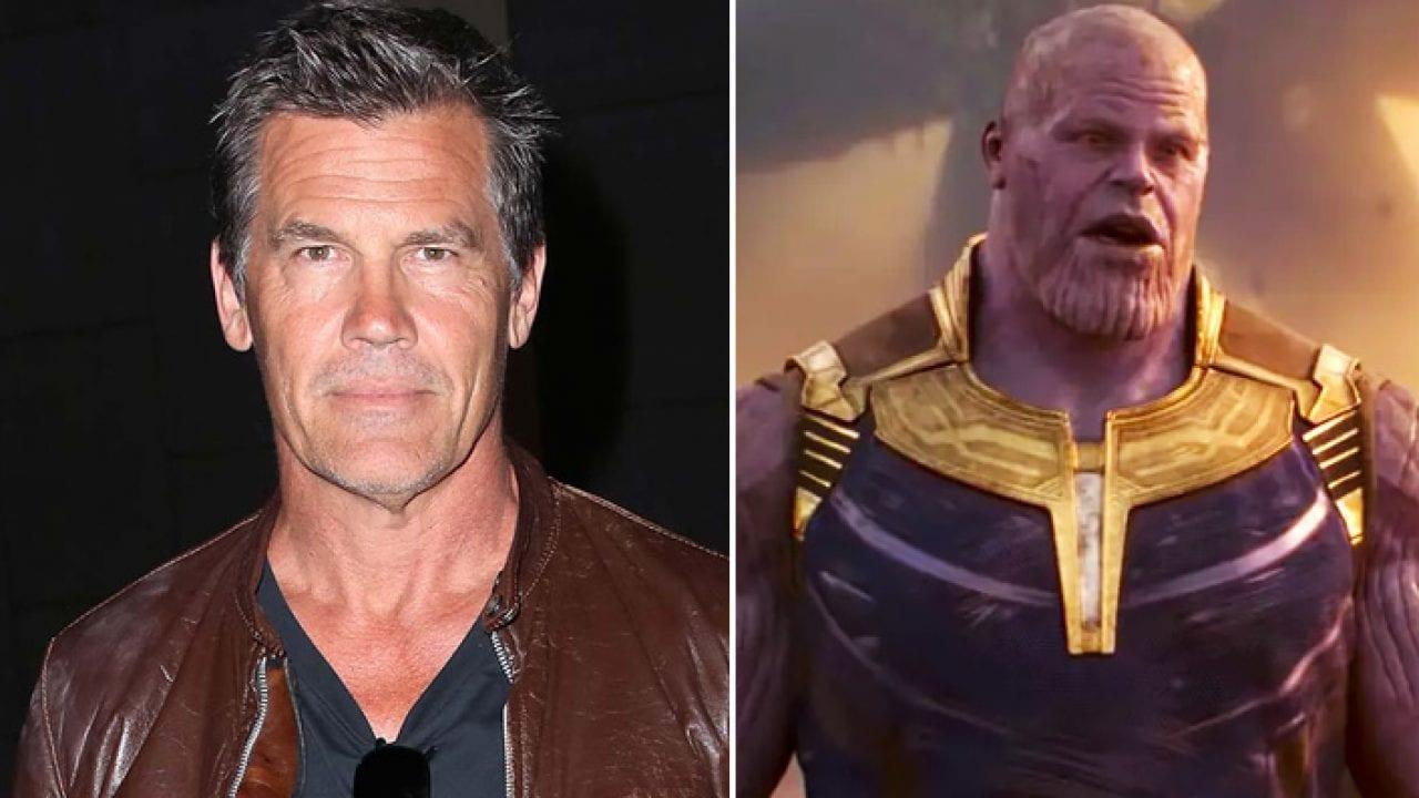 Josh Brolin, la star di Avengers Endgame rivela l'unico motivo per cui ha deciso di interpretare Thanos