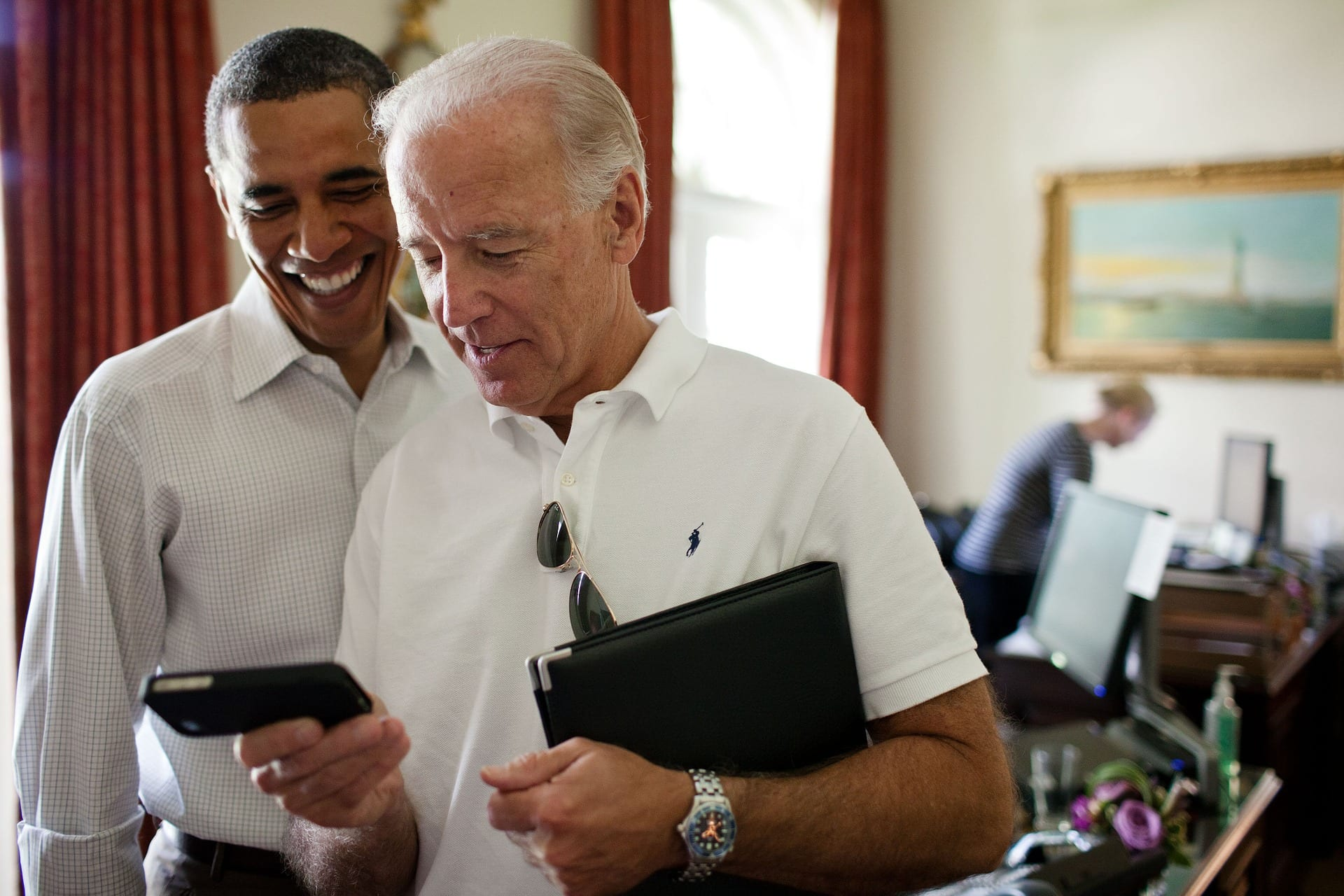 joe biden e barack obama