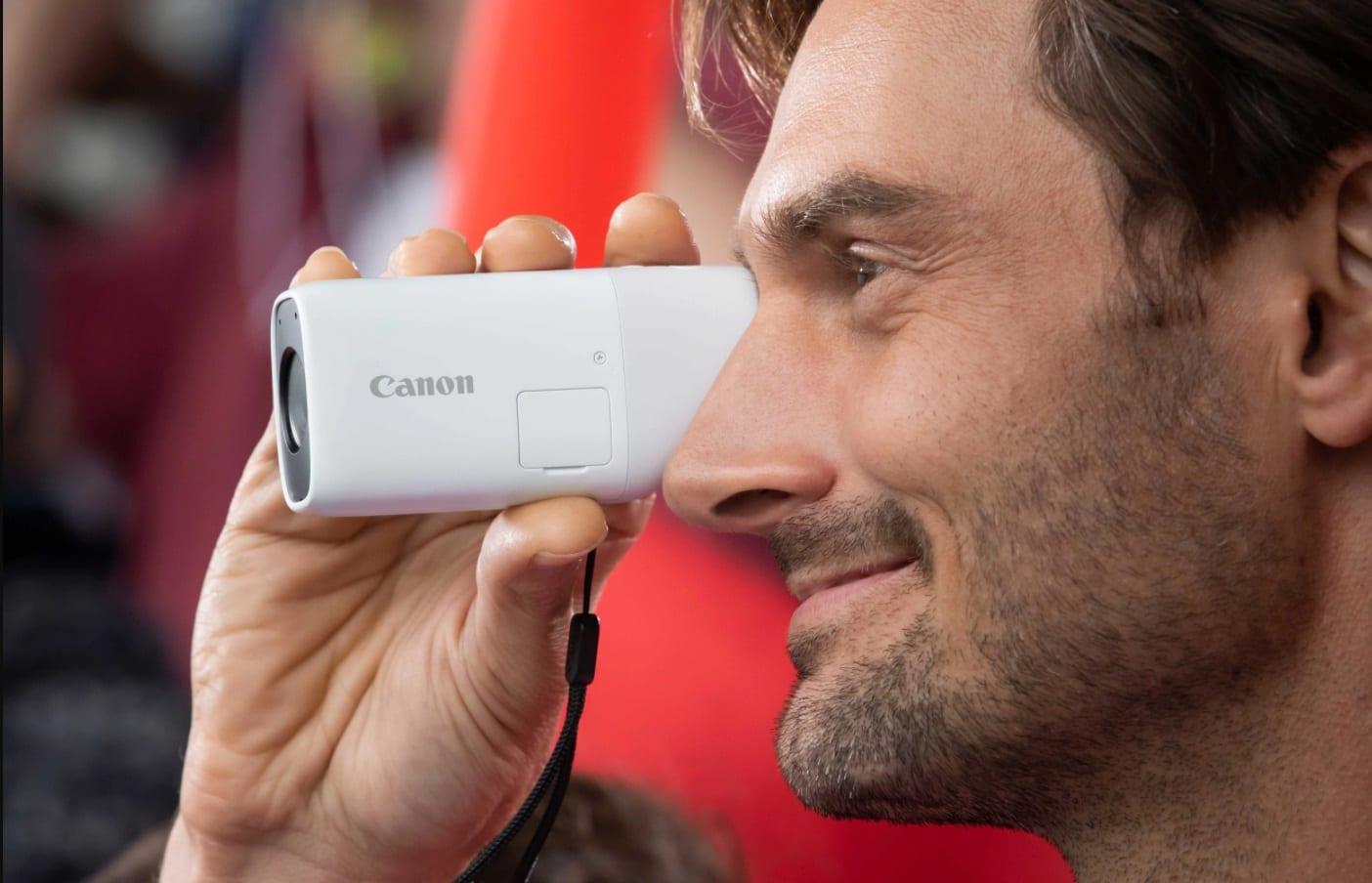 PowerShot Zoom, la fotocamera monoculare di Canon