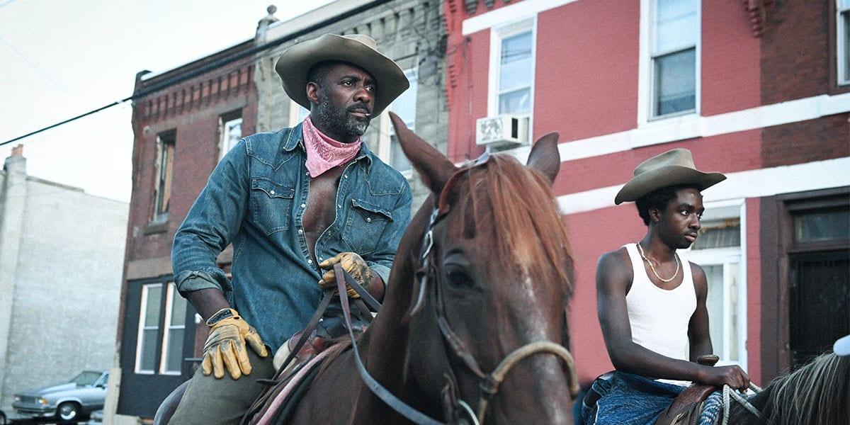Concrete Cowboy: il trailer del nuovo film con Idris Elba