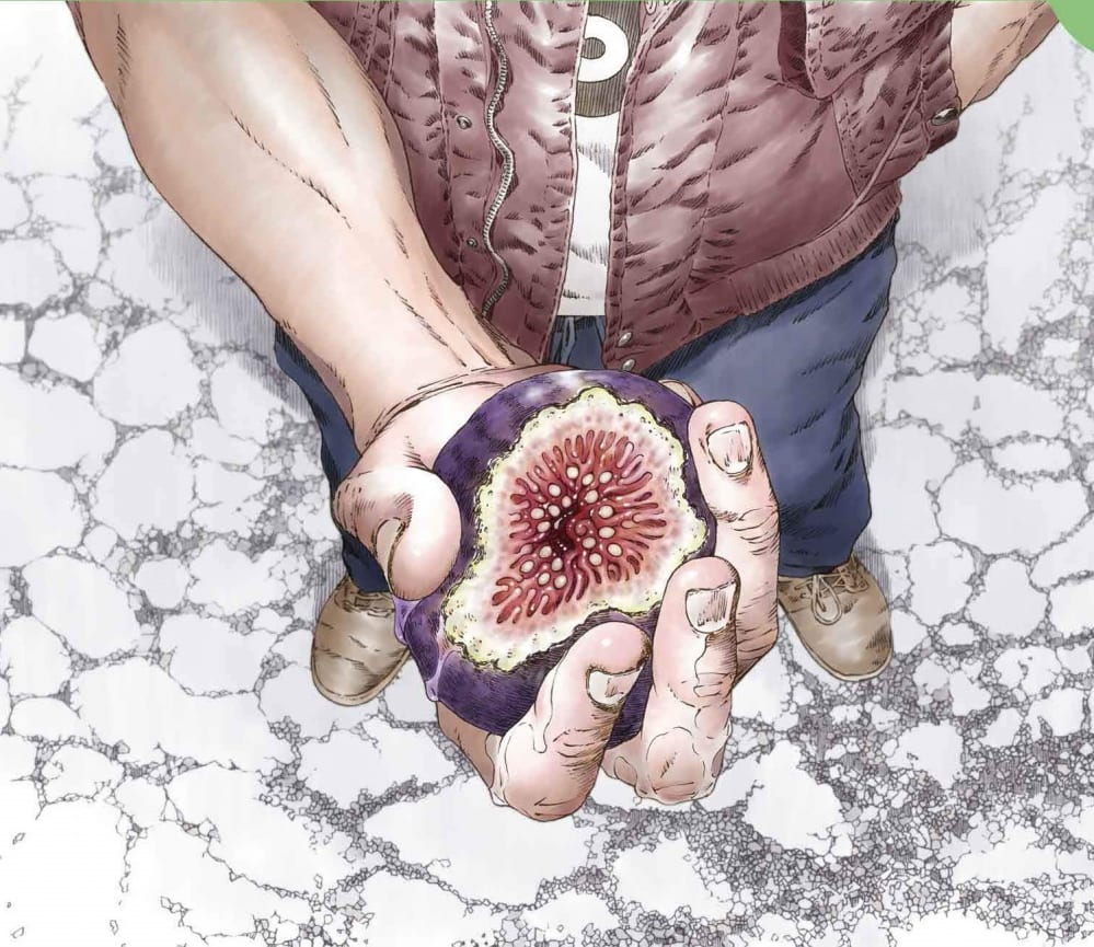 Noise di Tetsuya Tsutsui - copertina