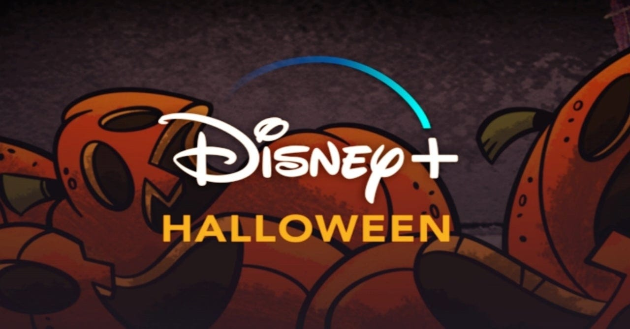 Disney+ Halloween