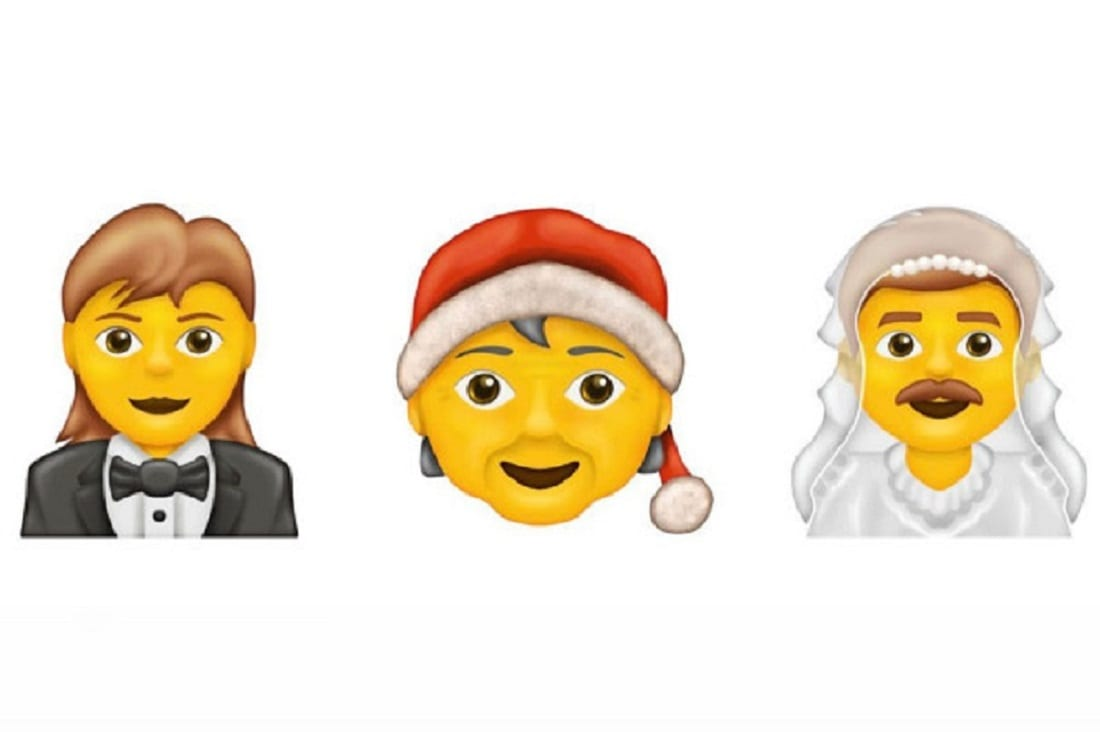 Emoji, c'è il Babbo Natale gender-neutral con iOS 14.2
