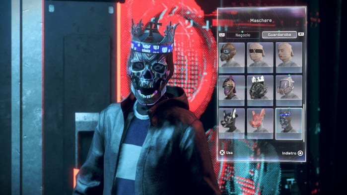 Watch Dogs Legion recensione avatar