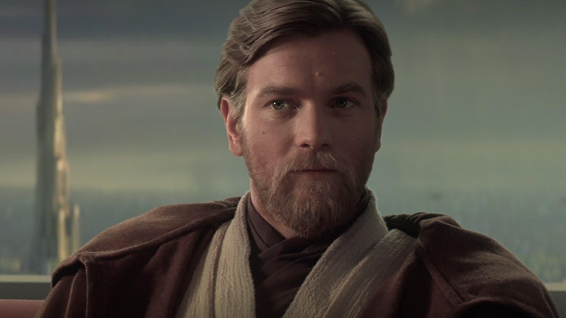 Obi-Wan Kenobi: Ewan McGregor col look del personaggio