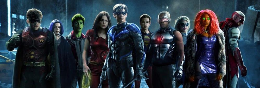 titans terza stagione
