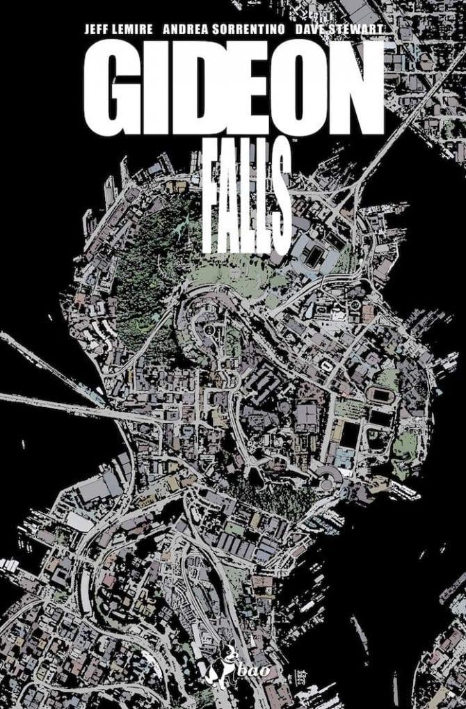 Fumetti Horror Gideon Falls