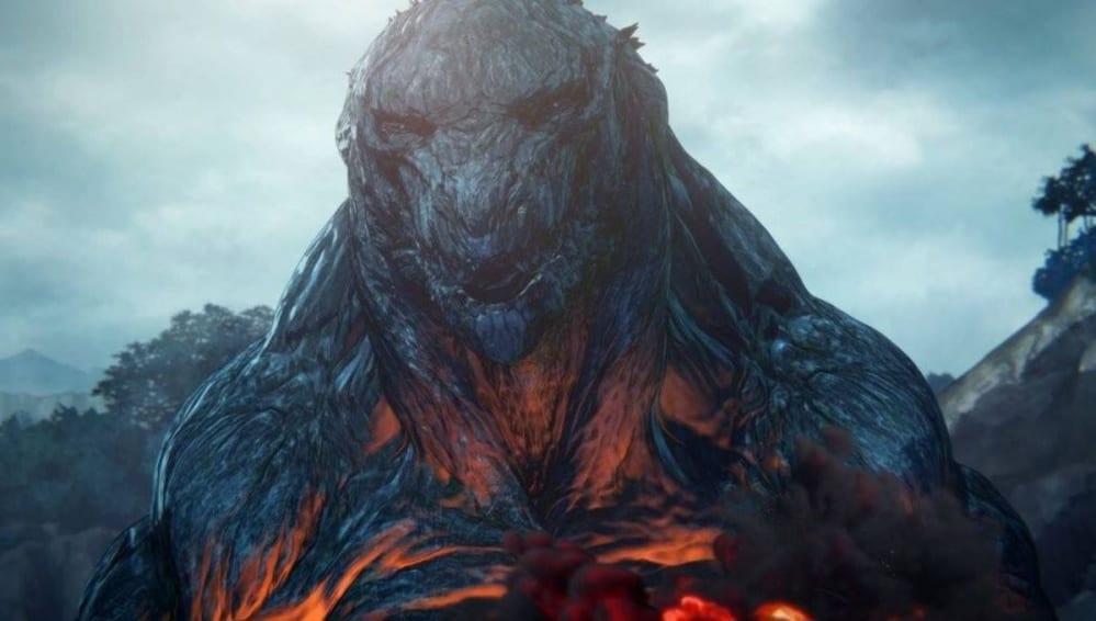 Godzilla serie animata