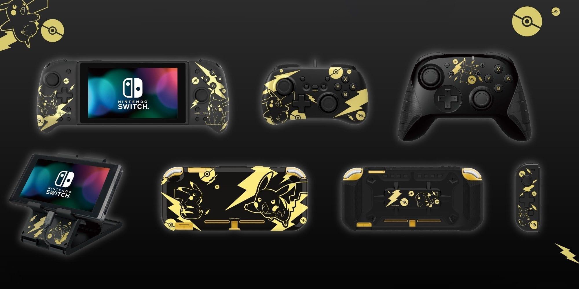 Nintendo Switch: nuovi controller a tema Pokemon