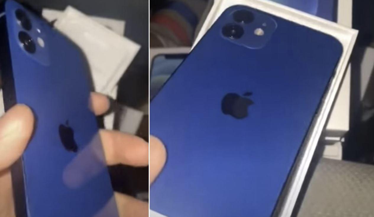 L'iPhone 12 e 12 Pro si mostrano in un video unboxing