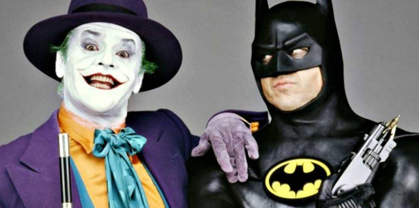 Batman: Michael Keaton era nervoso di lavorare con Jack Nicholson