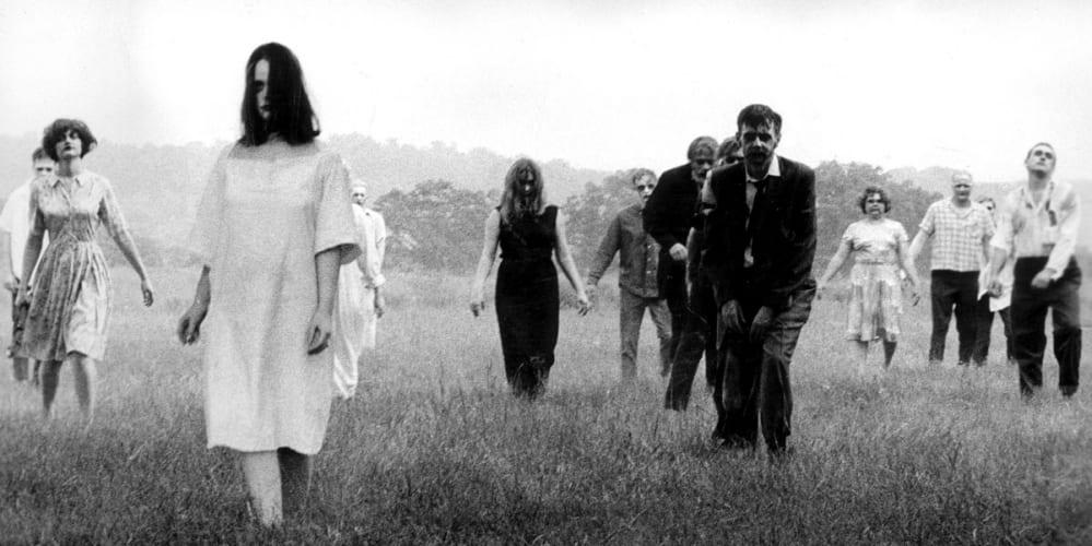 La notte dei morti Viventi, 15 migliori film Halloween Amazon Prime Video