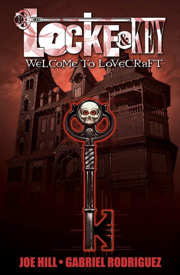 Fumetti Horror Locke & key