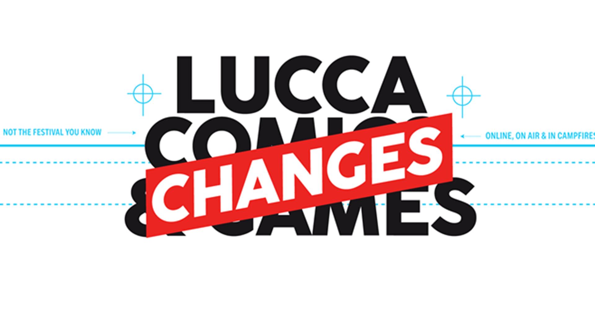 Lucca Changes, tutti gli eventi saranno disponibili in digitale