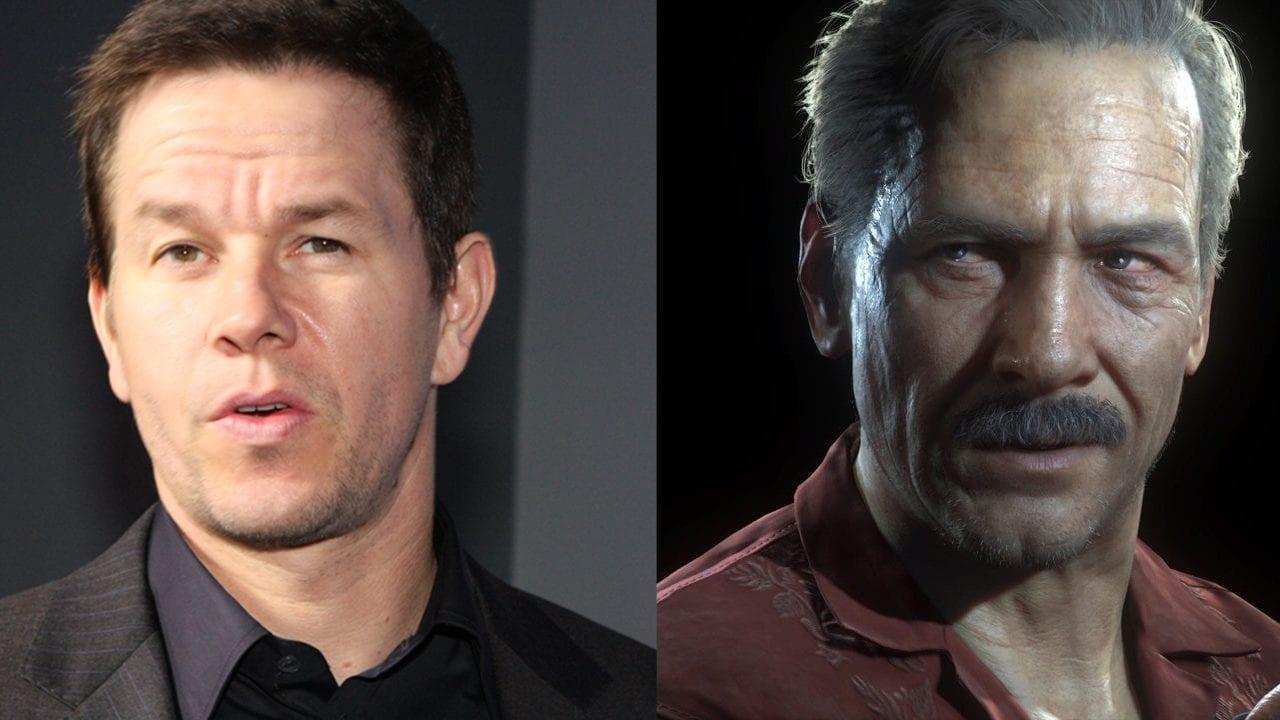 Uncharted: ecco il look di Mark Wahlberg come Sully
