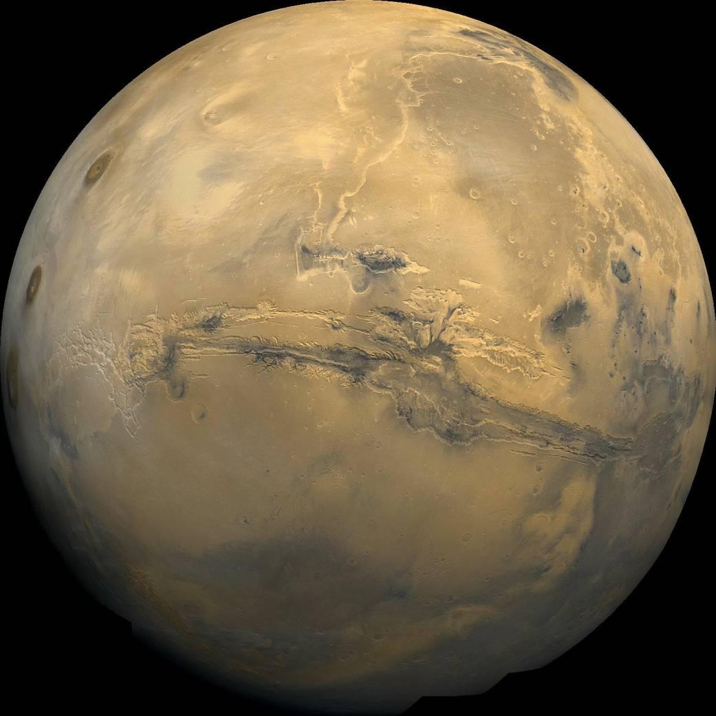 Cielo di ottobre: cinque fasi lunari e Marte che diventa protagonista